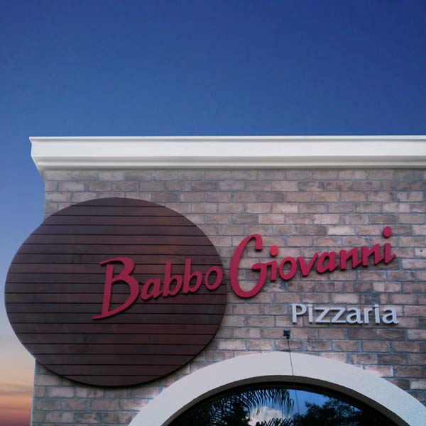 Letras bloco | Babbo Giovanni