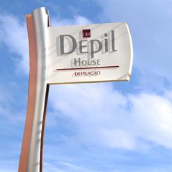 totem depil house